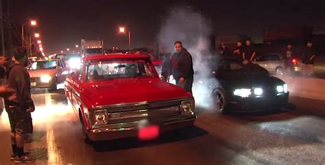 Thousand Horsepower Mustang by 1 000 Horsepower Chevy C10 Packs A Nitrous Fueled Wallop