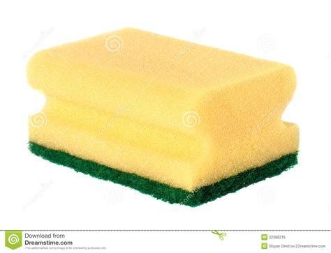 kitchen sponge kitchen sponge royalty free stock image image 22366216