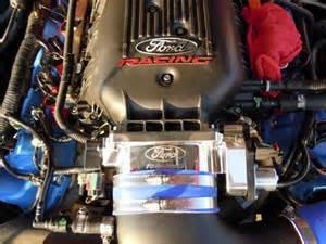 Ford Racing Intake Manifold Ford Racing Mustang Intake Manifold 05 10 Gt 4 6l 3v M