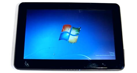 pc tablets with windows 7 tablette tactile sous windows 7