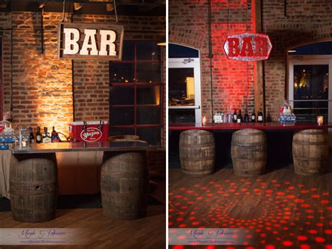industrial themed events southern events party rental modern industrial furniture