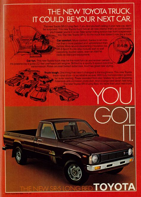 vintage toyota ad 100 vintage toyota the fj company sport is a