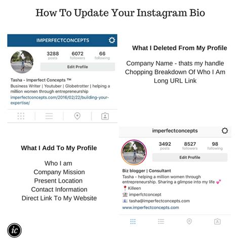 bio instagram posts how to make your business instagram account more appealing