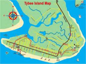 map tybee island mille soeren picture gallery usa 2007