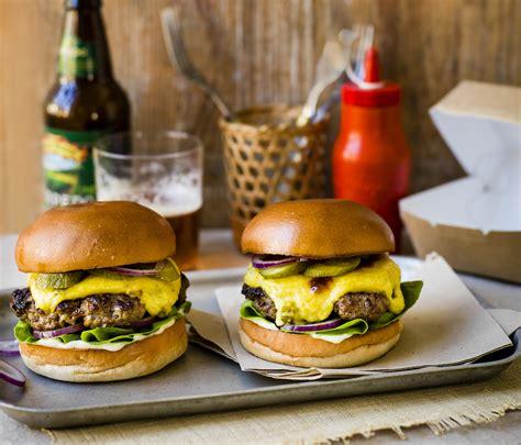 best burger recipe 19 best burger recipes olive magazine