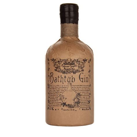 Bathtub Gin Range Expertly Reviewed On Gin Foundry