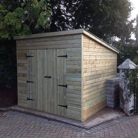 Bespoke Sheds Uk by Exeter Shed