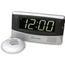 sonic boom alarm clock sb300ss at healthykin