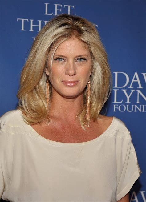 rachel hunter rachel hunter christie brinkley hair