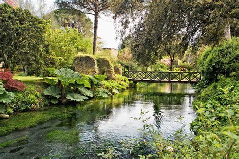 i piã bei giardini mondo the garden of ninfa nuvo