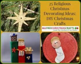 25 religious christmas decorating ideas