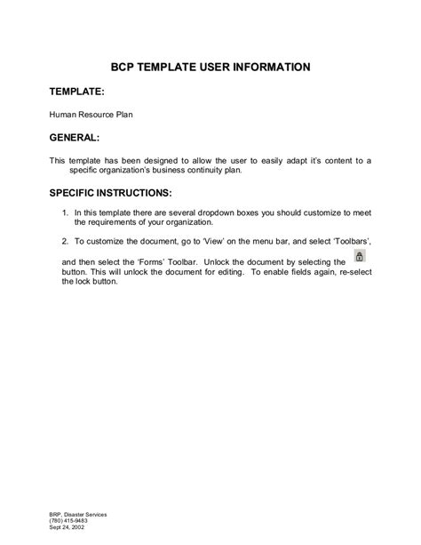 human resources plan template human resources plan template 2