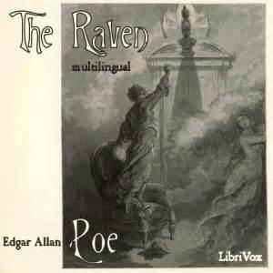 edgar allan poe biography in spanish raven multilingual audio book by edgar allan poe