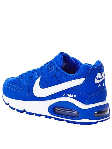 Nike Air Max Commander Royal Blue coupon nike air max command trainers 3bf8a fd7fc