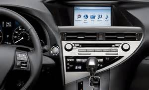 lexus rx 350 navigation system go search for