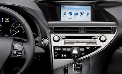 lexus hdd navigation system 2011 lexus rx 350 pictures cargurus
