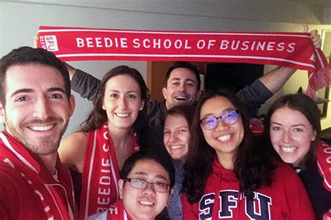 Beedie Mba by Student Beedie School Of Business Sfu Canada