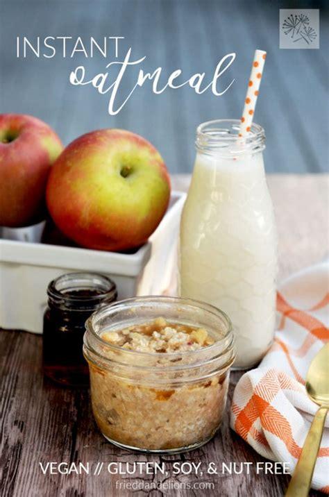 Apple Instan Apple Cinnamon Instant Oatmeal Recipe