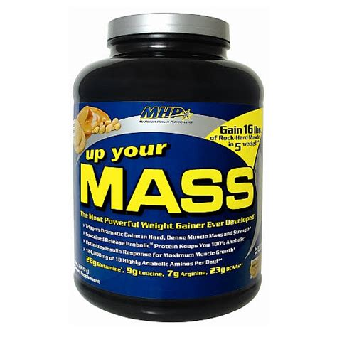 Up Your Mass 46lbs Mhp mhp up your mass 5 lb