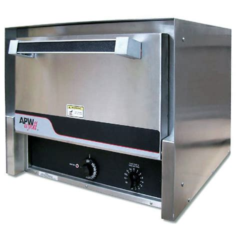 buy apw wyott cdo 18 countertop electric deck oven at kirby