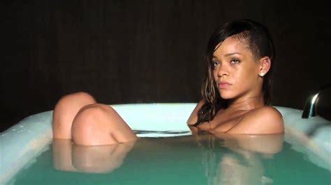 rihanna bathtub video rihanna farting in the bath youtube