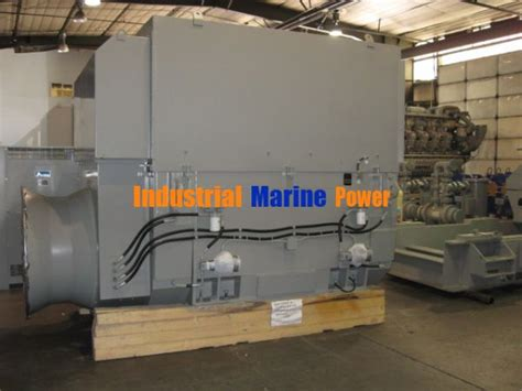 two new surplus 2 1 mega watt waukesha gas fired generators