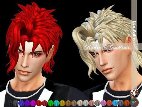 jojo hair anime studio k creation animate hair 47 jojo sims 4 downloads