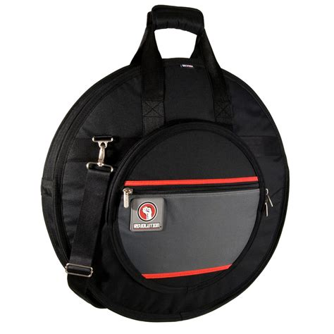 Bag Of Armor by Ahead Armor Deluxe Cymbal Bag With Back Pack Straps At
