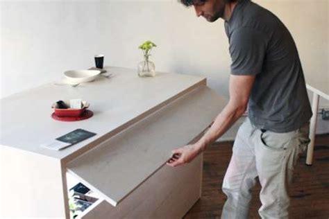 secret herb drawers hydroponic kitchen island