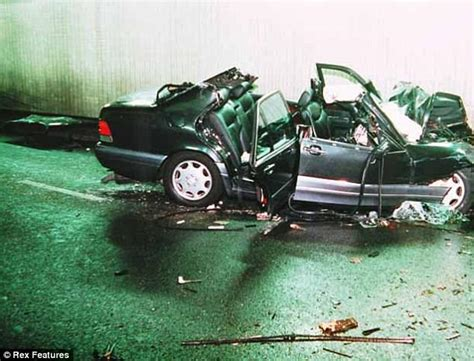 diana car crash pics diana s crash car was already a trap daily