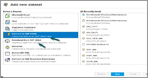 tutorialspoint hana sap lumira connecting sap hana views