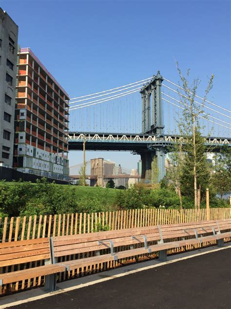 sections of brooklyn brooklyn bridge park s new dumbo section open dumbo nyc