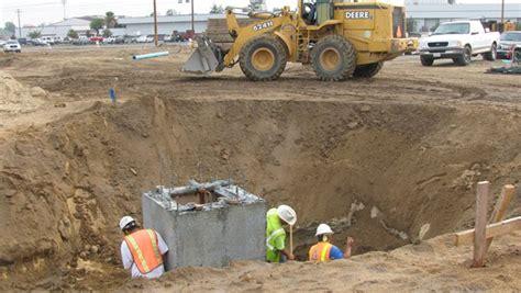 benching excavation osha training center excavation hazard pictures 59