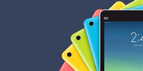 Spesifikasi Tablet Xiaomi Terbaru terkuak inilah bocoran spesifikasi tablet xiaomi terbaru merdeka