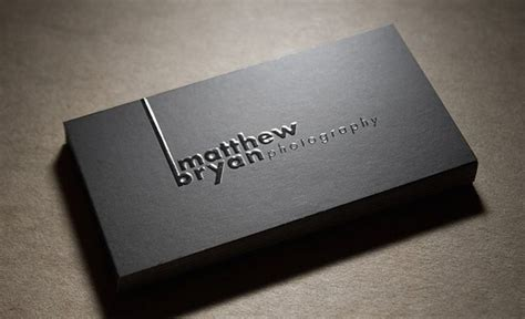 spot uv business card template embossed spot uv business card 350 gsm coated