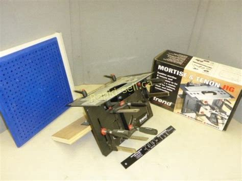 Specialized Woodworking Equipment Auction Hillsburgh On