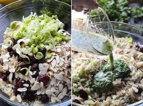 Detox Quinoa Salad by Detox Quinoa Salad Thyme For Health
