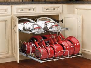 Cooking Pot Organizer Pots And Pans Cabinet Cabinets Design Ideas