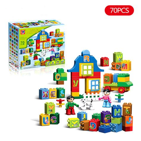 Lego Part Out O12 9pcs popular baby letter blocks buy cheap baby letter blocks