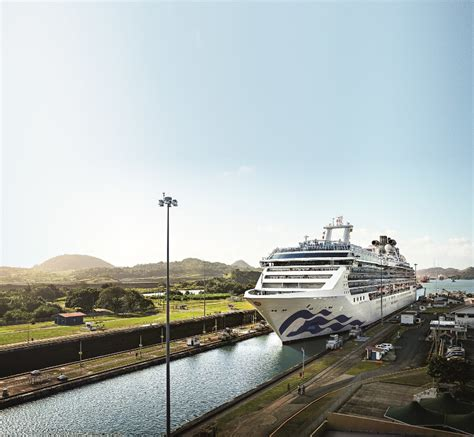 princess cruises south america princess cruises south america panama canal preview 2019