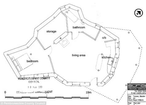 hobbit house floor plans eco hobbit floorplan sm