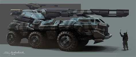 futuristic military vehicles concept cars and trucks