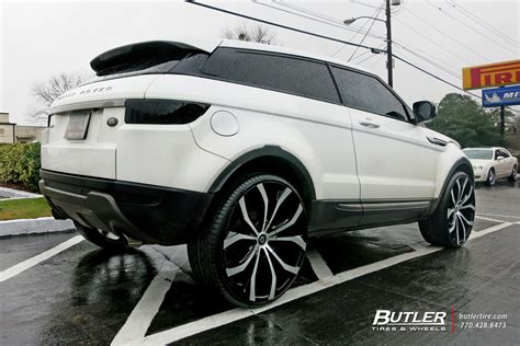 land rover evoque custom land rover range rover evoque custom wheels lexani lust