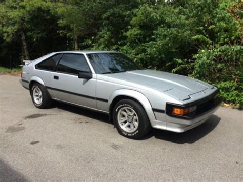 auto air conditioning repair 1994 toyota celica electronic toll collection find used 1985 toyota supra automatic in ballwin missouri united states