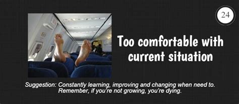 comfortable situation 27 simple habits to give up if you want to succeed