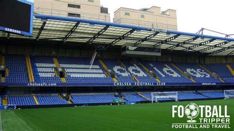 Chelsea Fc Shed End by Stamford Bridge Stadium Chelsea Fc Football Tripper