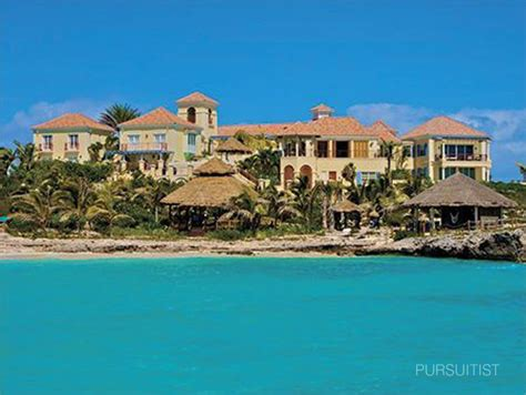 Prince S Turks And Caicos Island Mansion Pursuitist House Providenciales