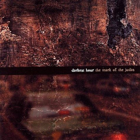 Darkest Hour Question Mark | darkest hour the mark of judas remaster re release