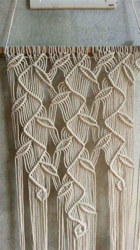 Macrame Work Patterns - 3558 best macrame images on macrame wall