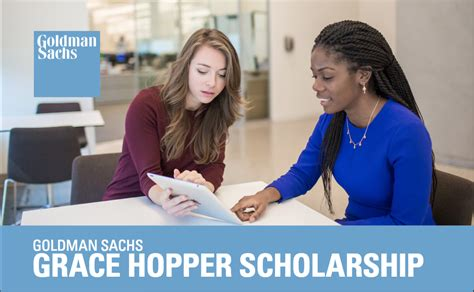 Goldman Sachs Pre Mba Internship by Goldman Sachs Grace Hopper Scholarship 2017 2018 For